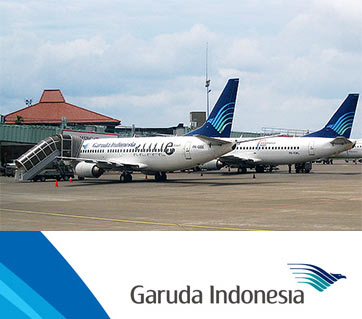 Garuda Indonesia Diving With Style