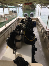 Diving Indonesia Renovated Dive Boat